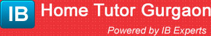 ib Home Tutor Gurgaon